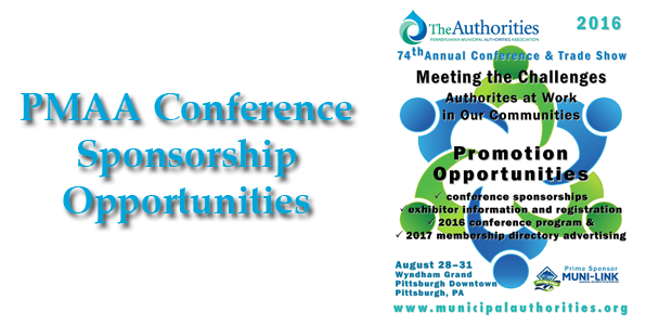 Conference Sponsorship Opportunities