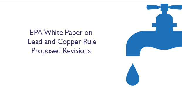 Federal Proposed Lead and Copper Rule