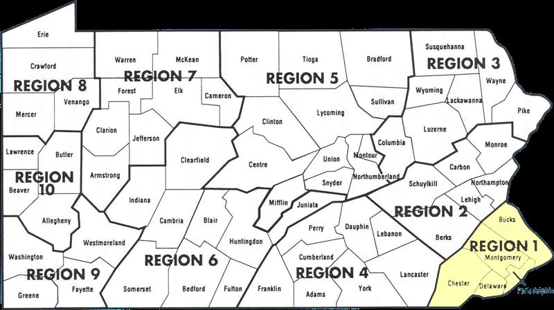 Regions About Us Municipal Authorities - Us muni map